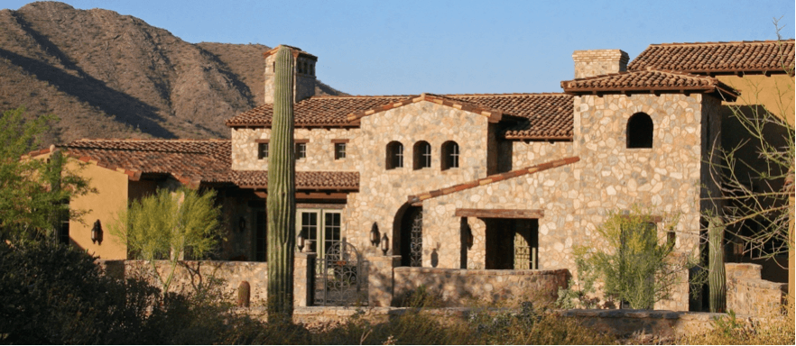 Eagles Nest Architecture Series: Spanish Colonial and How it Differs from Its Close Tuscan Cousin